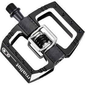 Crankbrothers Mallet DH Pedalen, black